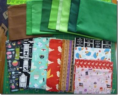 Fabric Shack order
