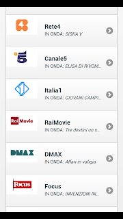 RAI, Mediaset, Streaming