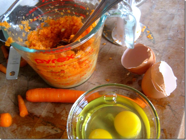 Carrot Muffins 4
