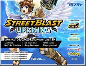 Street Blast Uprising