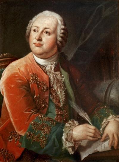 Lomonosov , Flogisto