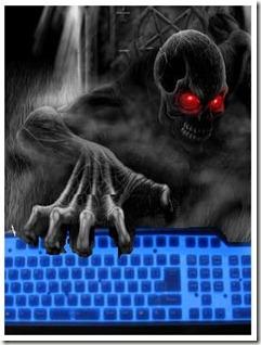 morto-vivo teclado