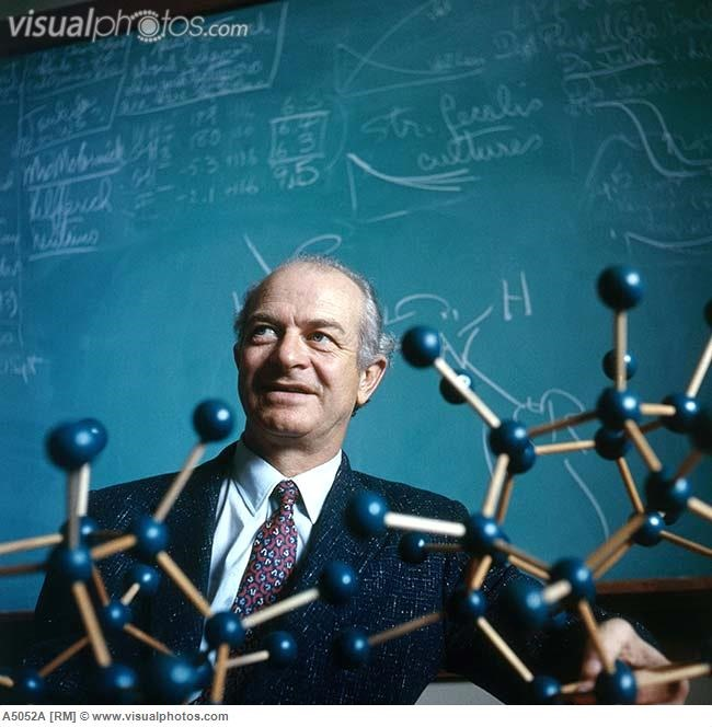 Linus Pauling - Premio Nobel