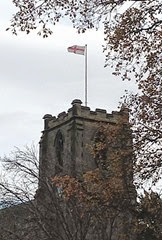 hurworth church tower