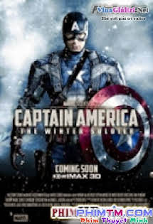 Chiến Binh Mùa Đông - Captain America: The Winter Soldier Tập 1080p Full HD