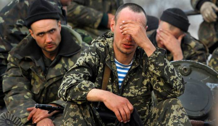 Ukraine Mobilization