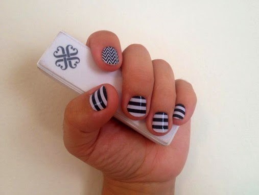 Jamberry Stripes