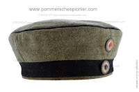 Imperial German Dragoon field cap 1915