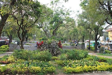 rizal park baguio city hall 8