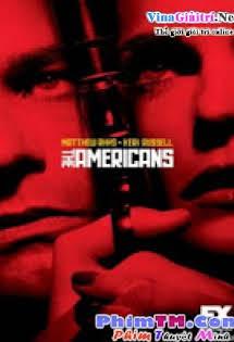 Cuộc Chiến Thầm Lặng 2 - The Americans Season 2 Tập 13 14 Cuối