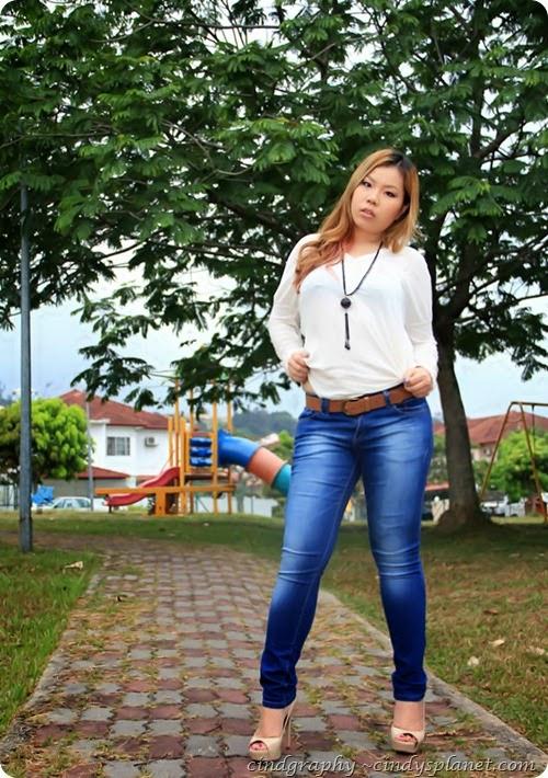 Promod skinny jeans (7)