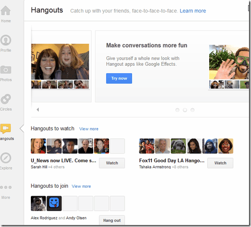 new google  plus-10