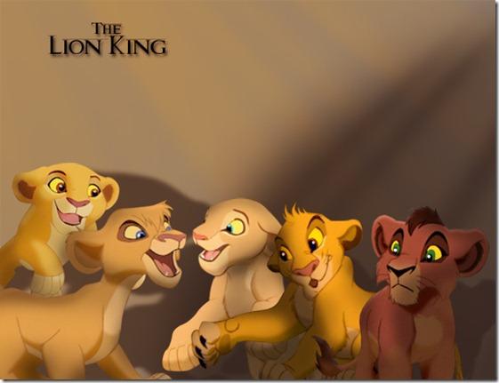 El Rey León,The Lion King,Simba (67)