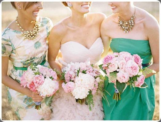 5OakandtheOwl_Pink Bridal Bouquets
