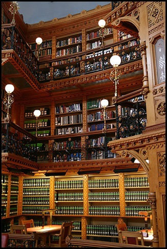 Bibliothèque du Parlement , Ottawa, Canada -2