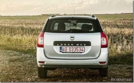 2013 Dacia Logan MCV 12