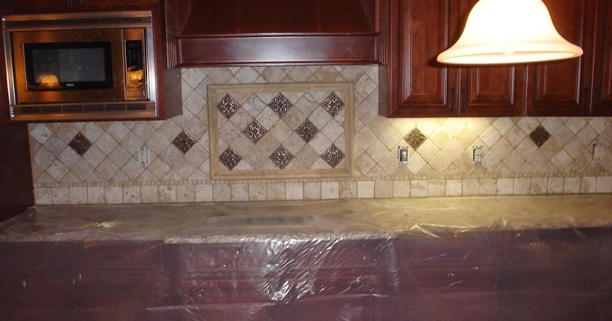 Kitchen Backsplash Designs Casual Cottage