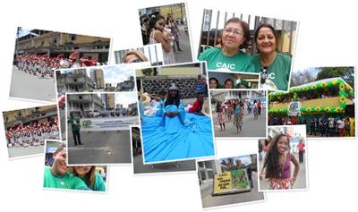 Exibir Desfile 7 Setembro - CAIC Jorge Amado - 2011