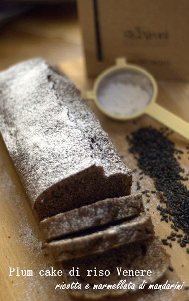 plum cake venere