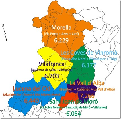 Setena de Culla   Vilafranca