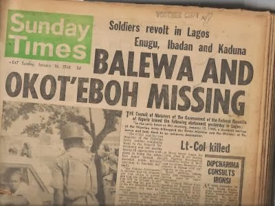 Nigera newspapers