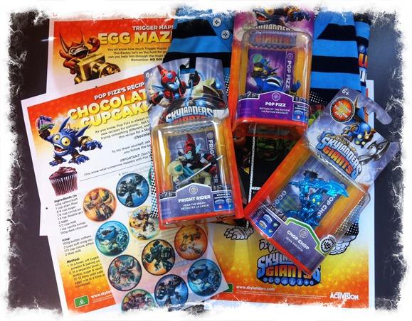 Skylanders Easter Pack