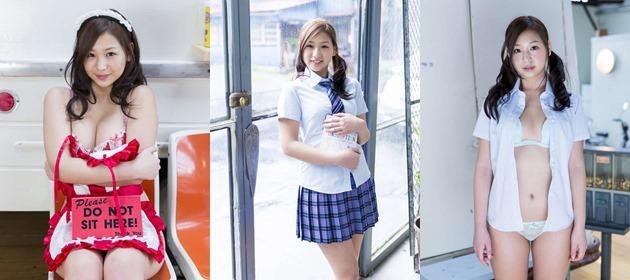 Sayama_Ayaka_gravure_idol_gallery