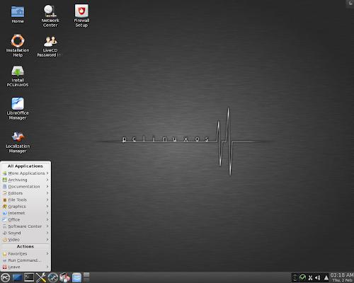 PCLinuxOS 2012.08