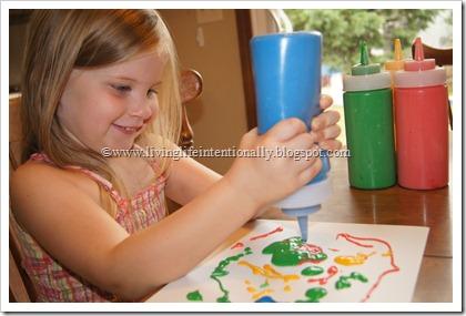 Sensory Craft for Preschoolers
