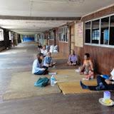 写真8:もっとも在村世帯の割合が少なかったRh. Jimbai / Photo 8: