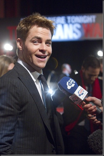 chris pine in THIS MEANS WAR_