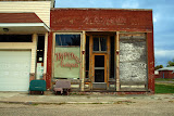 """Happy Days Antiques/Good Hope, Illinois"" - copyright Jane Carlson"