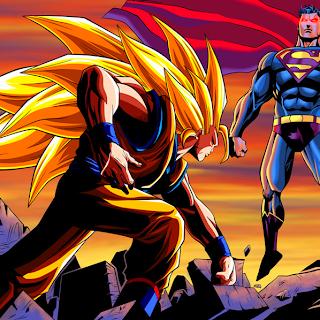 Gokú vs Superman, el eterno combate – Primera Parte