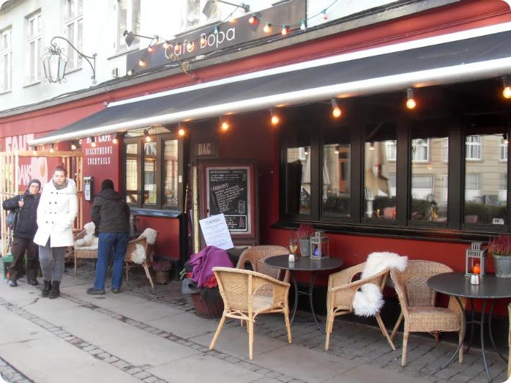 Cafe Bopa - Østerbro