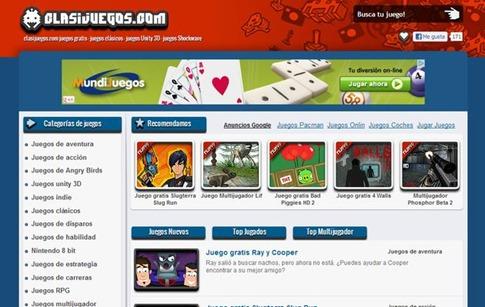 Clasijuegos- jugar gratis online