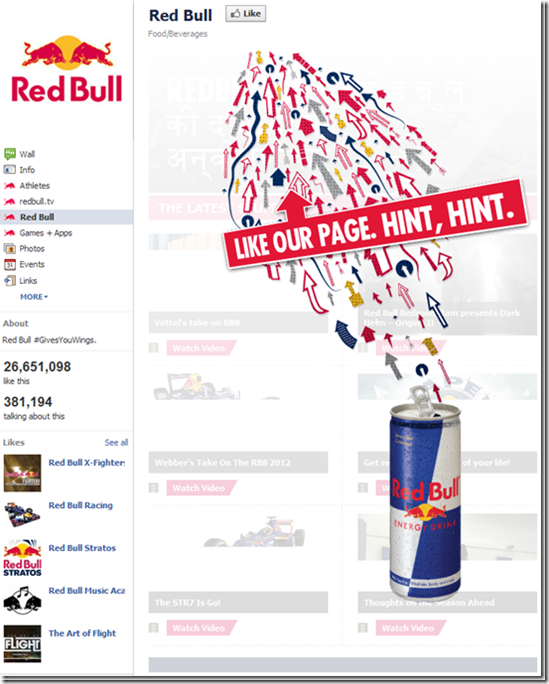 Facebook-Fan-Page_Red-Bull