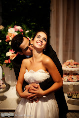 Foto do casamento de Nathalia e Fernando. IF Espaço Múltiplo, Niterói, RJ.