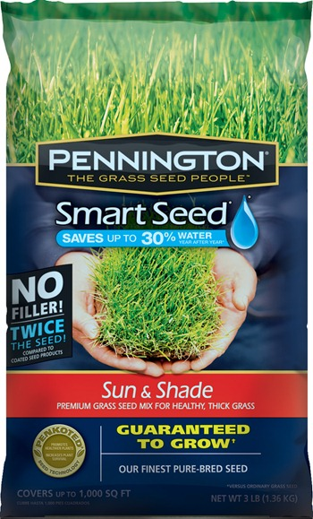 Smart Seed Sun & Shade 3lb