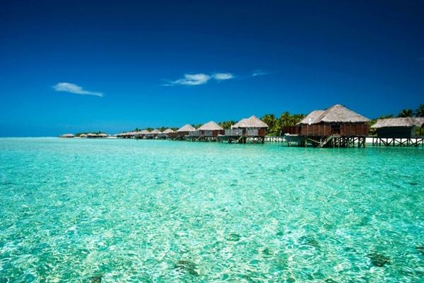 منتجعات المالديف