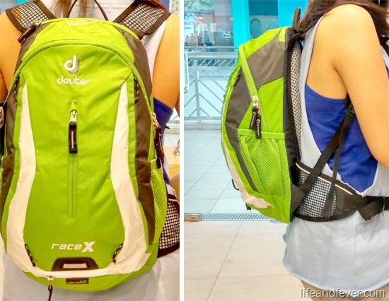 Deuter RaceX backpack