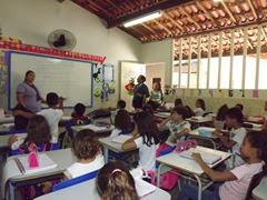 Aulas seguem normalmente nas escolas de Mossoró 01
