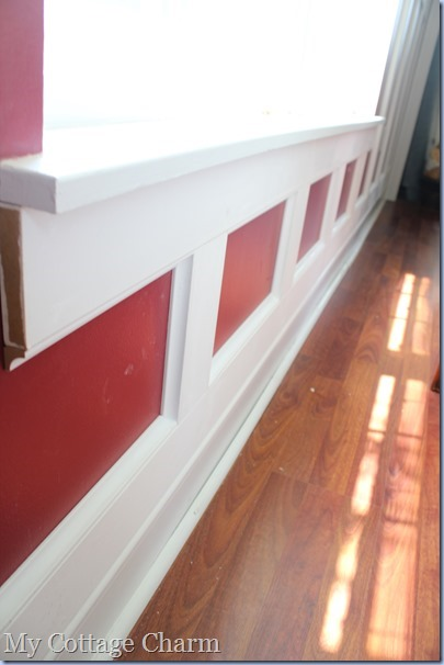 judges wainscoting