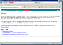 Terence luk issuing a certificate for the certsrv directory for a then advanced certificate request yadclub Choice Image