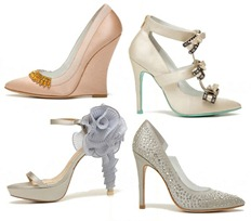 beautiful bridal shoes all pictures