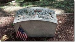 Mark Twains grave