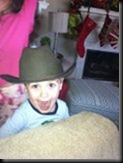 c hat