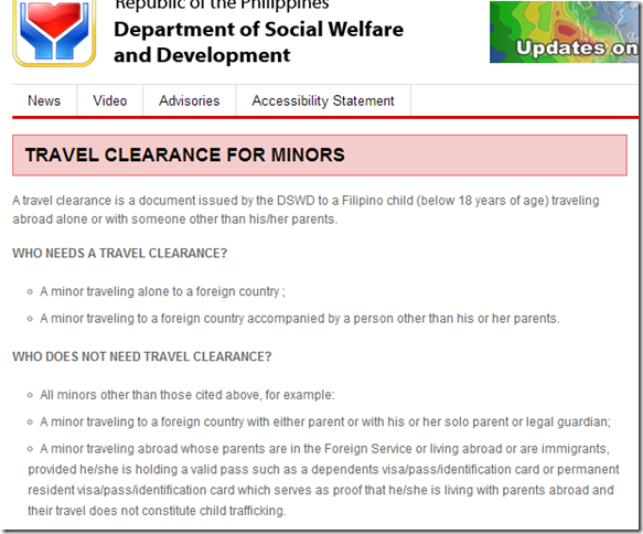 How to get dswd travel clearance for minors traveling abroad how to get dswd travel clearance for minors traveling abroad thecheapjerseys Choice Image