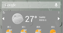 Eye In Sky Weather 最漂亮的天氣預報之眼 Android App