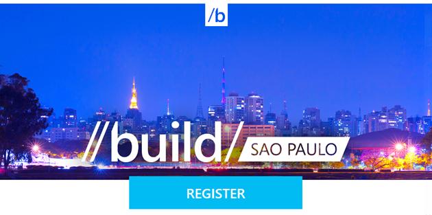 Build 2015 - São Paulo