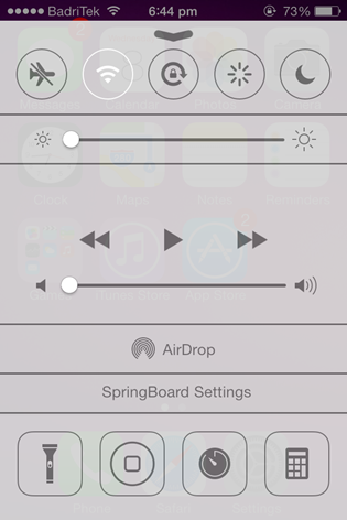 AirDrop Enabler iOS 7.0  Cydia Tweak for iPhone 4 and 4S (2)